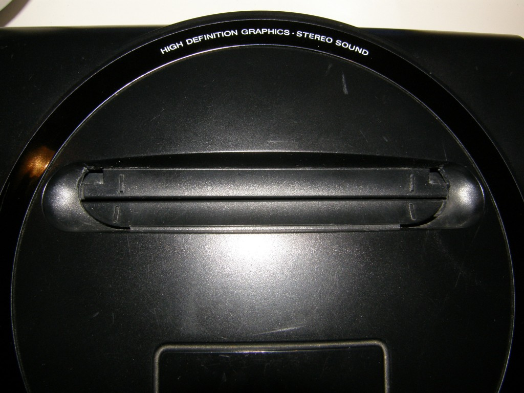 Cartridge slot modification
